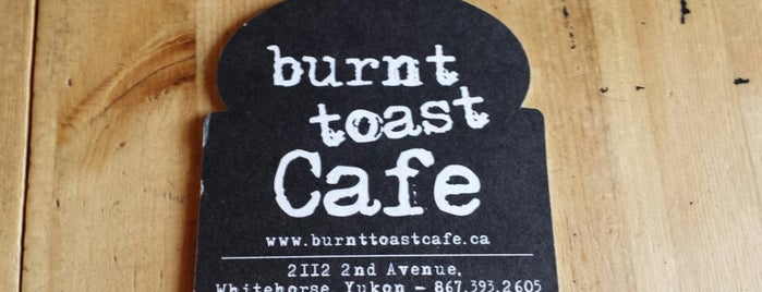 Burnt Toast Cafe is one of Alan 님이 좋아한 장소.