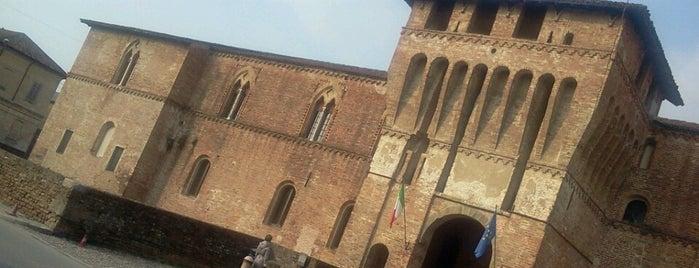 Castello Visconteo is one of Cose da Fare!.