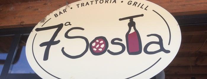 Settima Sosta is one of Risto visitati.