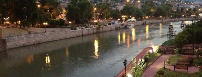 Sehr-i Zade Cafe Restaurant is one of Amasya.