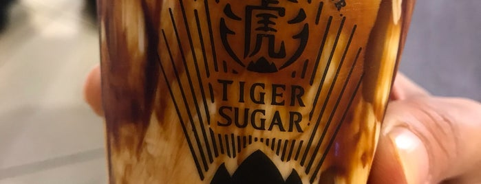 Tiger Sugar is one of Singapour.