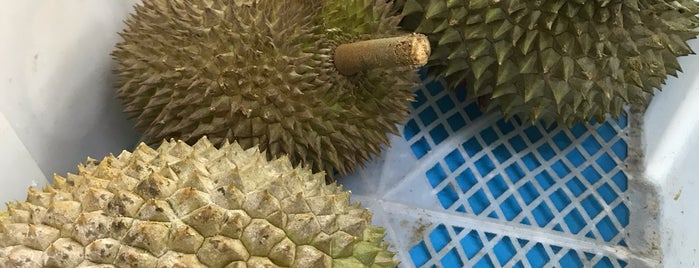 Katong Durian is one of Lieux qui ont plu à Ian.