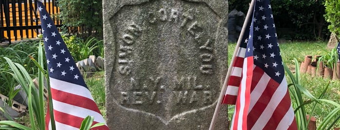 Revolutionary War Cemetery is one of Atlas Obscura Brooklyn.