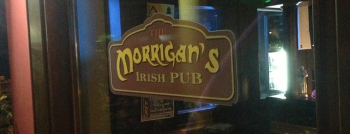 Morrigan's Irish Pub is one of Pubs.