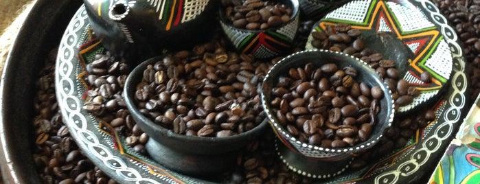 Sidamo Coffee & Tea is one of Independent Coffee in Washington, DC.
