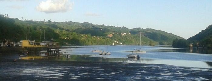 Porto de Cachoeira is one of Locais curtidos por Marta.
