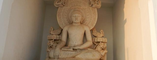Dhauligiri Shanti Stupa is one of India: Odisha.
