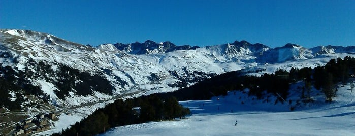 Soldeu is one of Best Ski Areas.