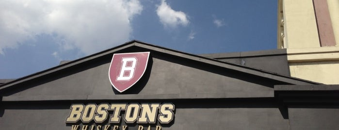 Bostons is one of Guada.