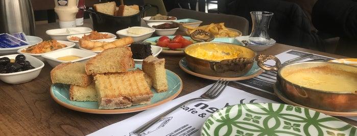 Nevre Cafe & Restaurant is one of สถานที่ที่ Dilek ถูกใจ.