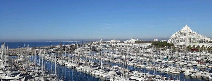 Hotel Mercure La Grande Motte Port is one of Hotspots Wifi Orange - Vacances.