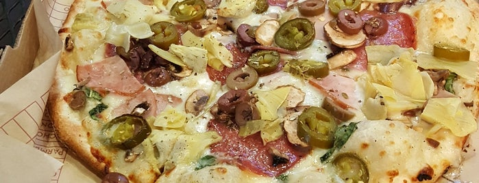MOD Pizza is one of Placestoeat.