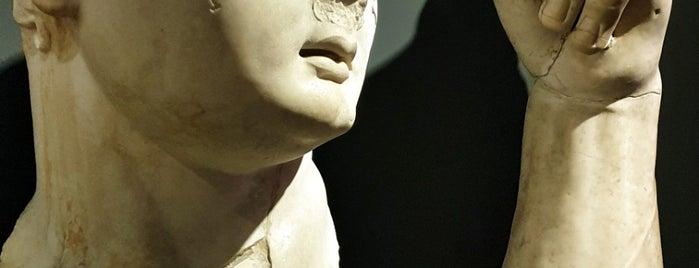 Efes Müzesi is one of Mertesacker'in Beğendiği Mekanlar.