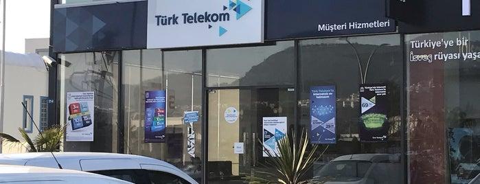 Bodrum Türk Telekom müdürlüğü is one of Lieux qui ont plu à Alp.
