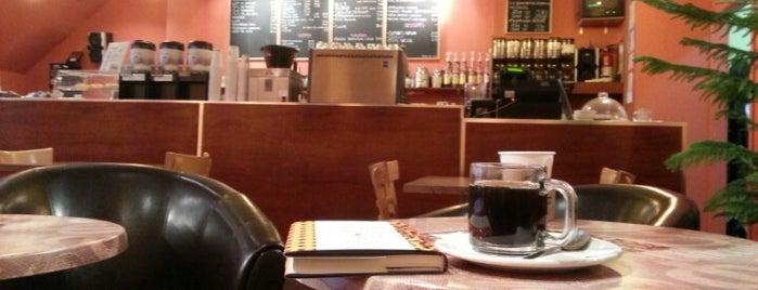 Café Mucho Gusto is one of สถานที่ที่ Tristan ถูกใจ.