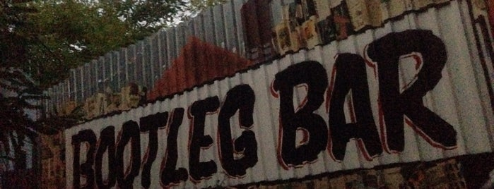 Bootleg Bar is one of BK life.