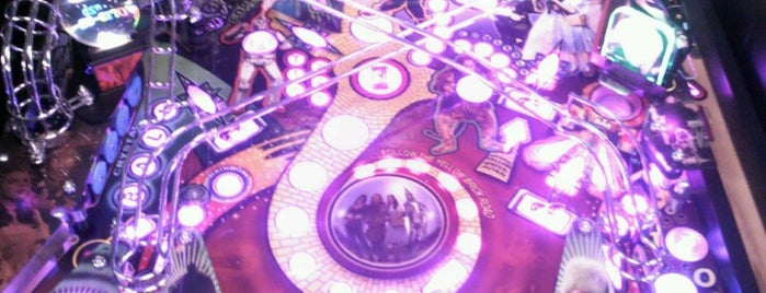 Ace's Breakaway and Play is one of Pinball Destinations.