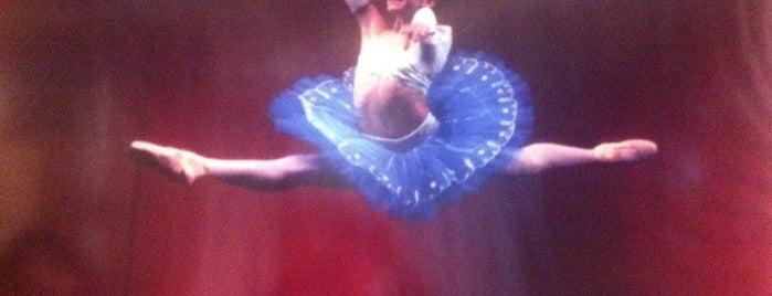 Academia de ballet lomas verdes is one of Locais salvos de Amanda.