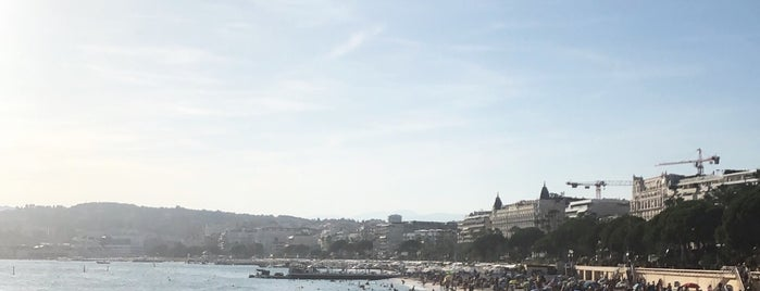 Ville de Cannes is one of Tatiana : понравившиеся места.