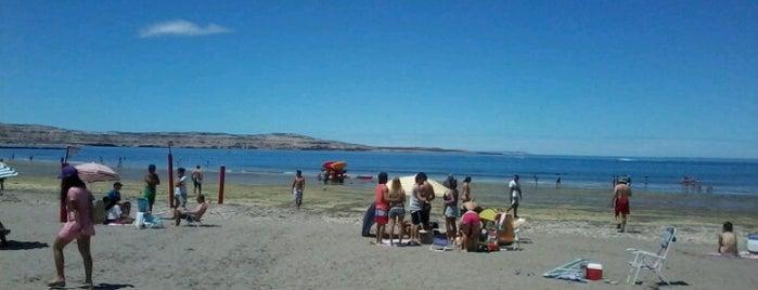 Puerto Pirámides is one of Patagonia (AR).