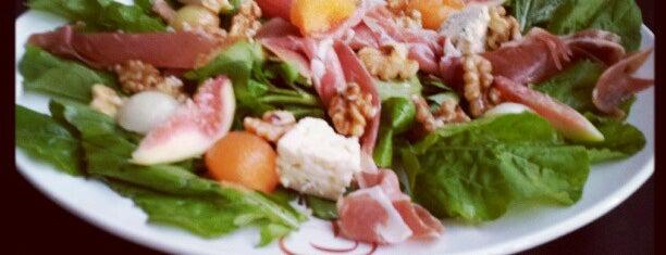 Porcini Trattoria is one of Gastronomia Responsável.
