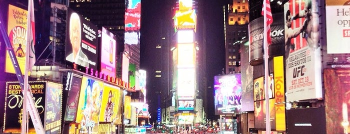 Times Square is one of New York Trip.