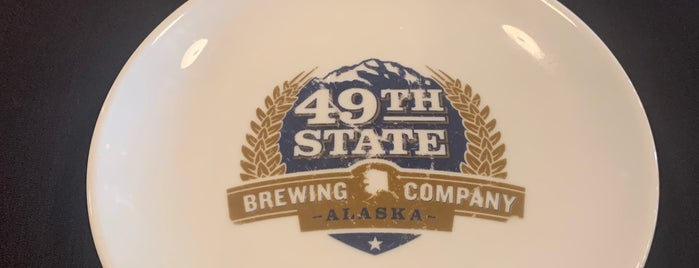 49th State Brewing is one of Lieux sauvegardés par Brent.