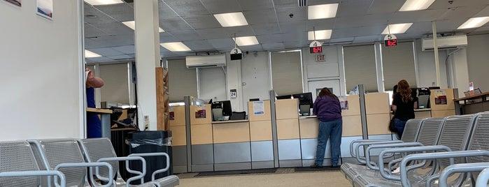 DMV is one of Spain.