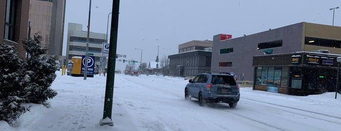 Downtown Anchorage is one of Fernando : понравившиеся места.