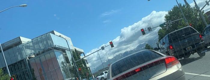 C St & Benson Blvd is one of Orte, die Jim gefallen.