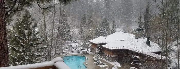 Hyatt Residence Club Lake Tahoe, High Sierra Lodge is one of Tahoe.