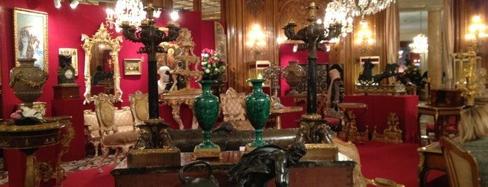 Le Bristol is one of Paris - best spots! - Peter's Fav's.