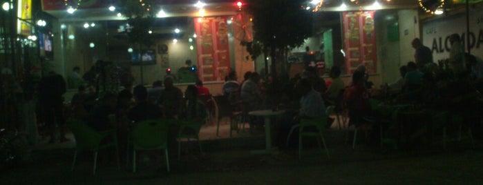 El Omda Café is one of George'nin Beğendiği Mekanlar.
