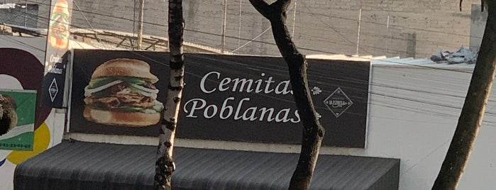 Cemitas Poblanas is one of Mariaann 님이 저장한 장소.