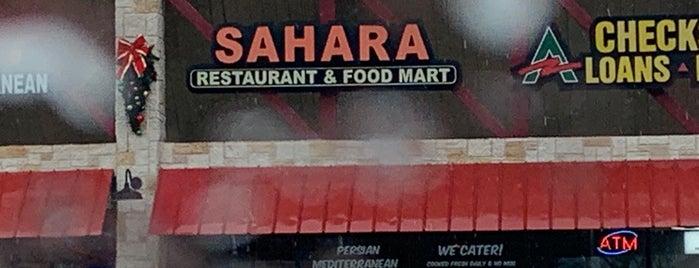 Sahara Restaurant is one of Middle Eastern Restaurants.