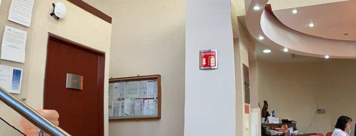 Laboratorio Médico Chopo is one of Lau : понравившиеся места.
