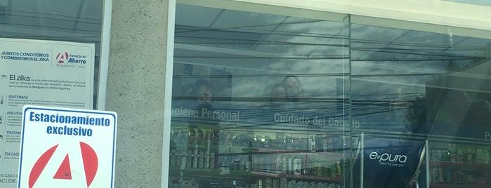 Farmacias del Ahorro is one of สถานที่ที่ Roberto ถูกใจ.