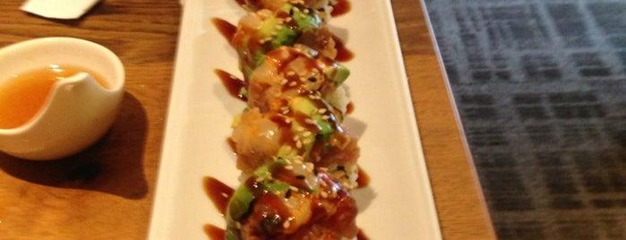 Sushi House is one of Locais curtidos por TJ.