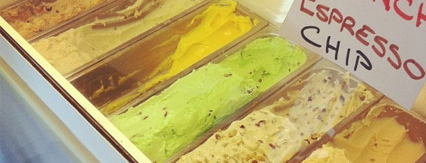 Saffron & Rose Ice Cream is one of Elei.