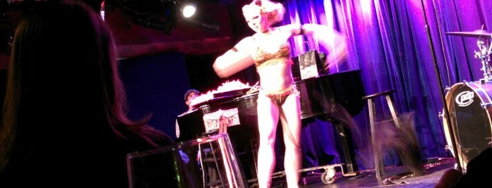 Le Scandal Burlesque is one of New York.