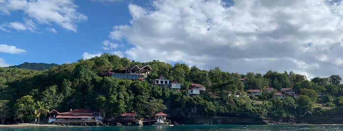 Anse Cochon is one of St. Lucia.