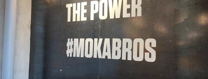 MOKA Bros is one of Locais curtidos por Andrea.