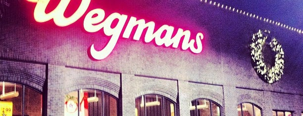 Wegmans is one of NYC-Toronto 2018.