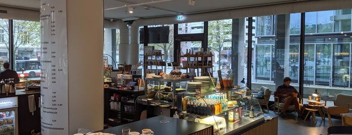 Public Coffee Roasters is one of Hamburg.