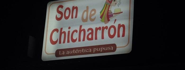 Son de chicharrón is one of Angie 님이 좋아한 장소.