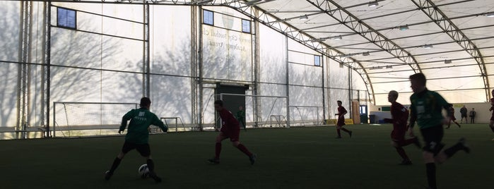 NCFC Colney Training Centre is one of Norwich City FC Venues.