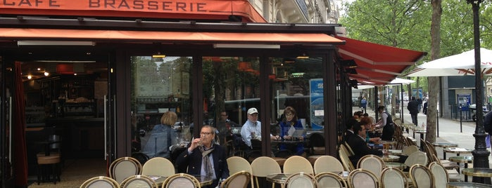Le Balzac Café is one of Must-Visit ... Paris.