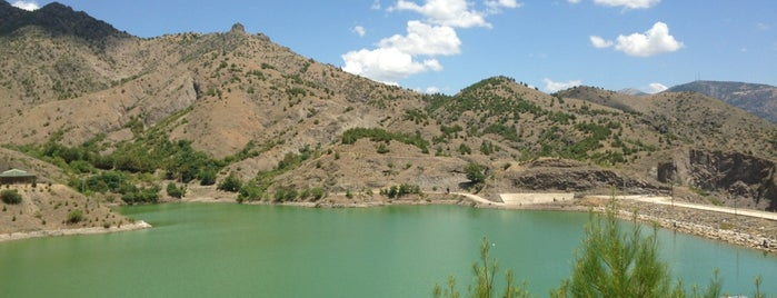 Ziyaret Baraj Gölü & Mesire Alanı is one of Lieux sauvegardés par Selma.