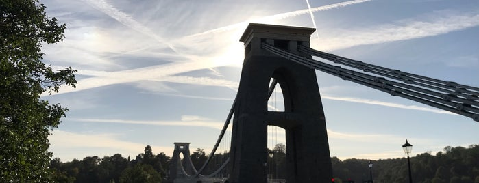 Clifton Suspension Bridge Play Ground is one of UK!.