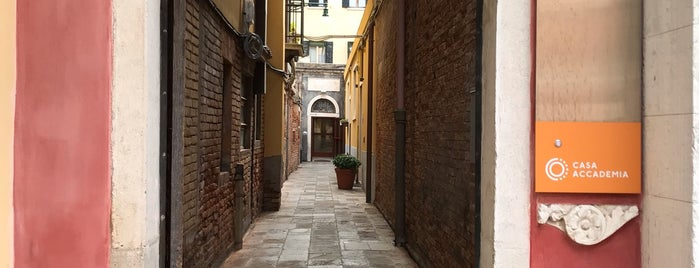 Casa Accademia Hostel is one of venice.